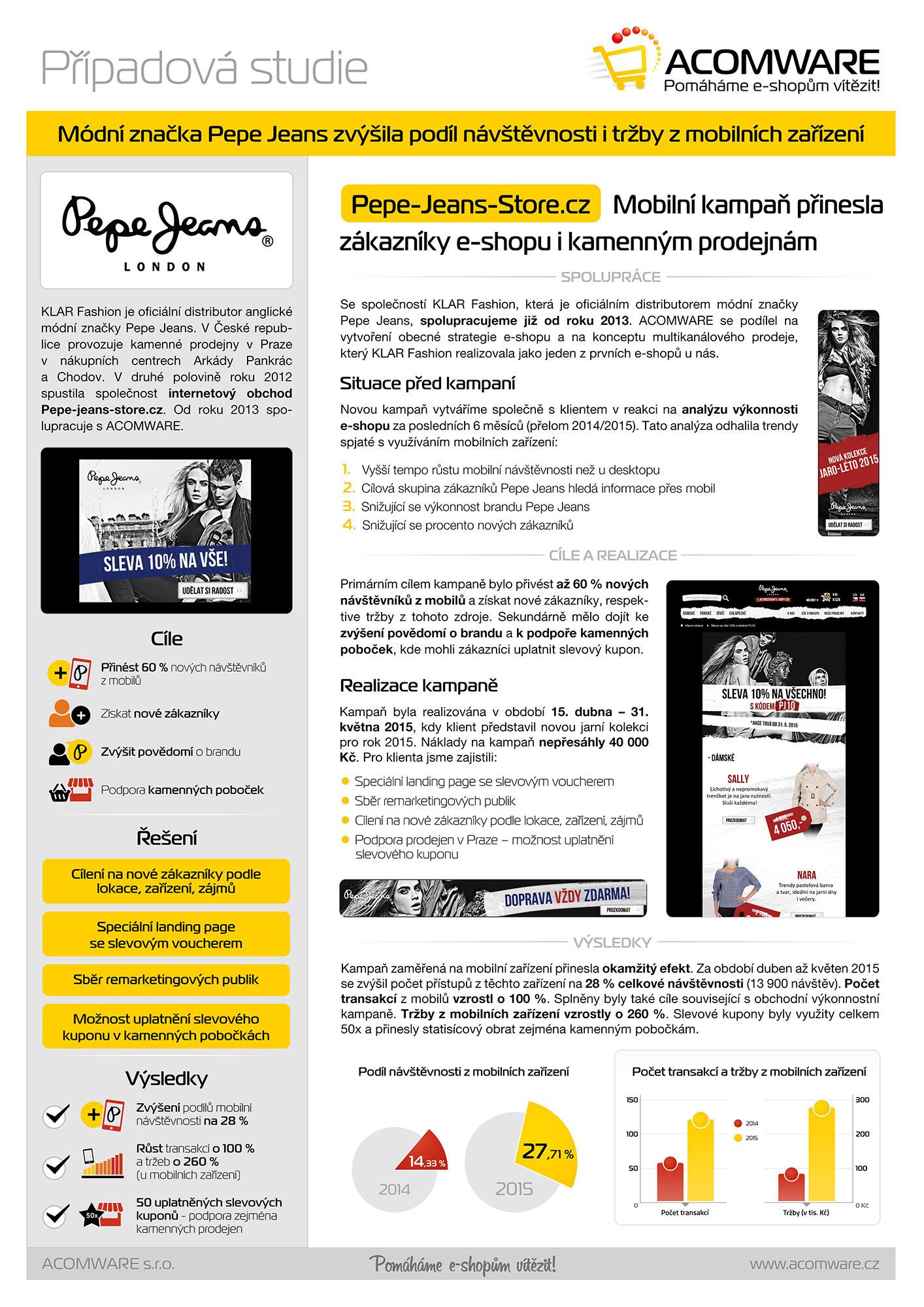 Případová studie - Case-Pepe-Jeans-2015-mobil